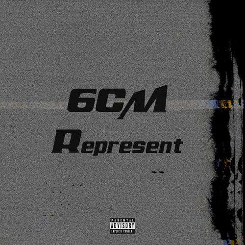 Represent by 6cm