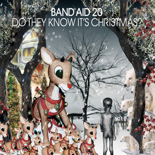 Do They Know Its Christmas (2 trk E Single) by Band Aid 20