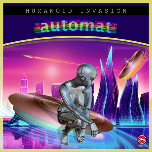 Automat de Humanoid Invasion