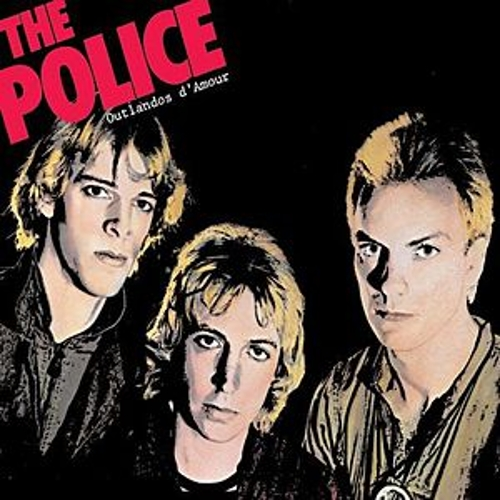 Outlandos D'Amour de The Police