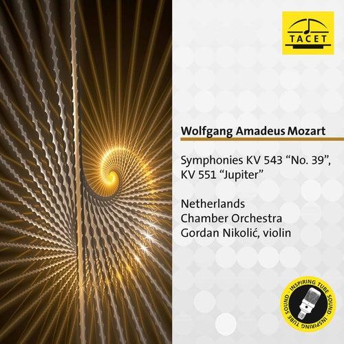 Mozart: Symphonies Nos. 41 & 39 by Gordan Nikolić