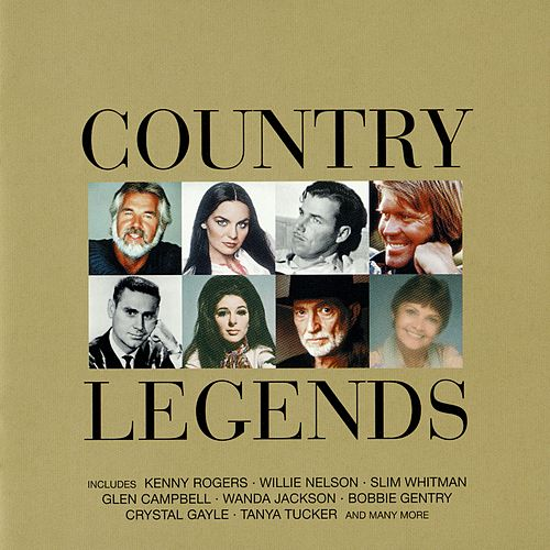 Country Legends von Various Artists