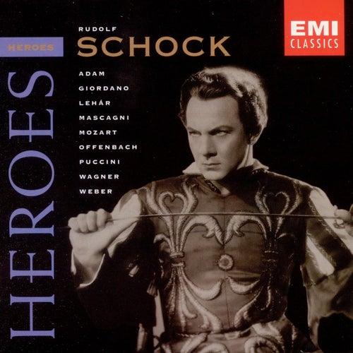 Heroes: Rudolf Schock von Rudolf Schock