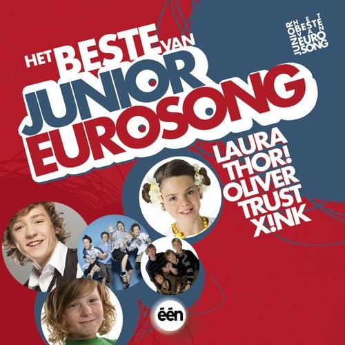 Het Beste Van Junior Eurosong by Various Artists