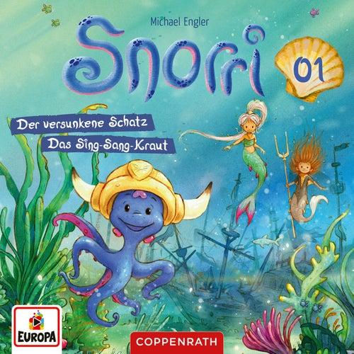 Folge 1: Der versunkene Schatz/Das Sing-Sang-Kraut von Snorri