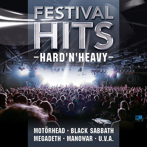 Festival Hits - Hard'n'Heavy von Various Artists