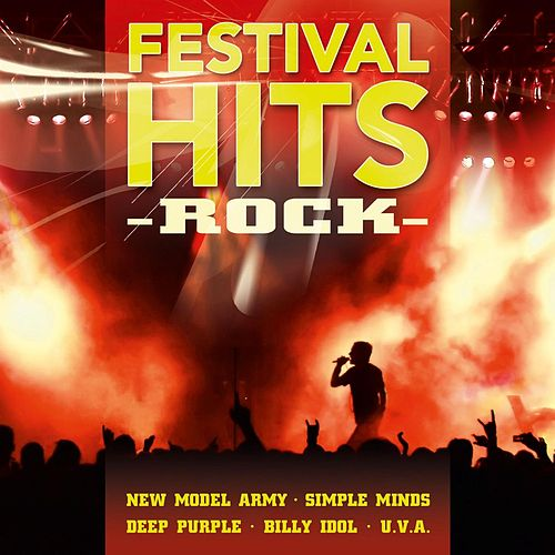 Festival Hits - Rock von Various Artists