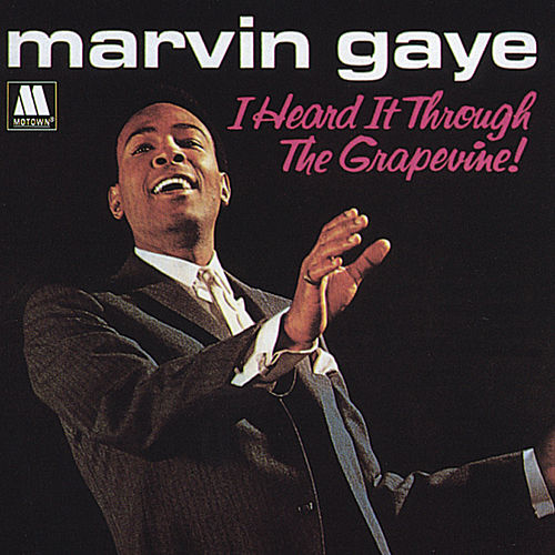 I Heard It Through The Grapevine - In The Groove de Marvin Gaye