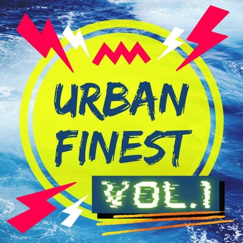 Urban Finest Vol.1 by A-ONE EL Rítmico