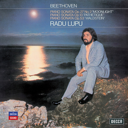 Beethoven: Piano Sonatas - Moonlight, Pathétique & Waldstein de Radu Lupu