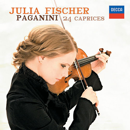 Paganini: 24 Caprices, Op.1 von Julia Fischer