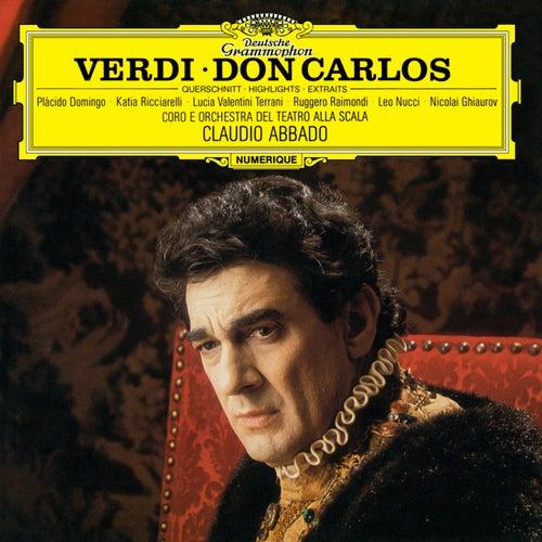Verdi: Don Carlos - Highlights de Orchestra del Teatro alla Scala di Milano