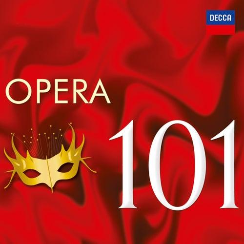 101 Opera von Various Artists