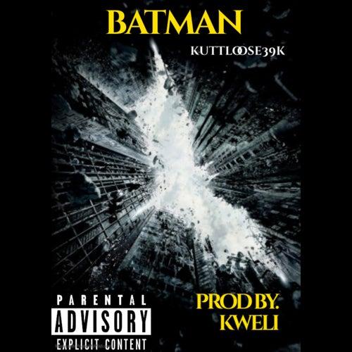 Batman by Kuttloose39k