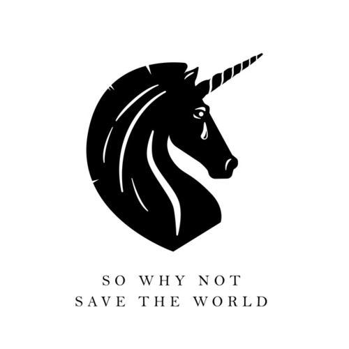 So Why Not Save the World by Pink Turns Blue