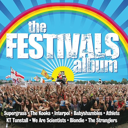 The Festivals Album de Various Artists