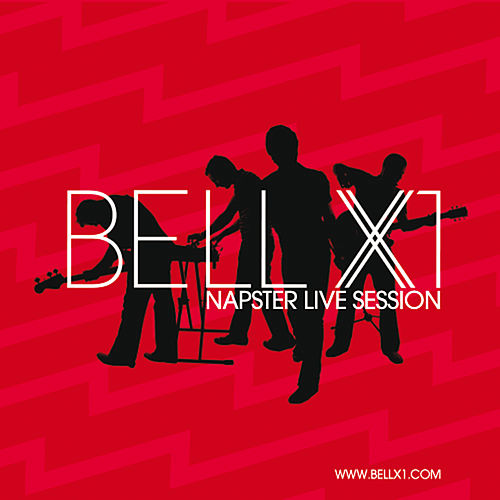 NapsterLive Session by Bell X1