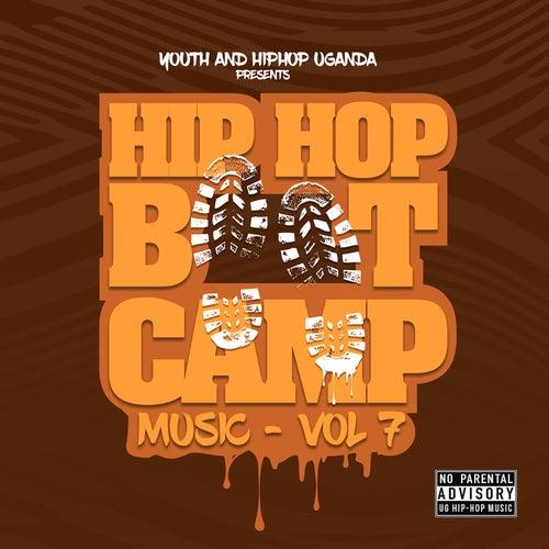 Hiphop Bootcamp Vol. 7 fra Bayimba Productions