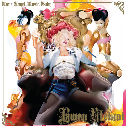 Love Angel Music Baby de Gwen Stefani