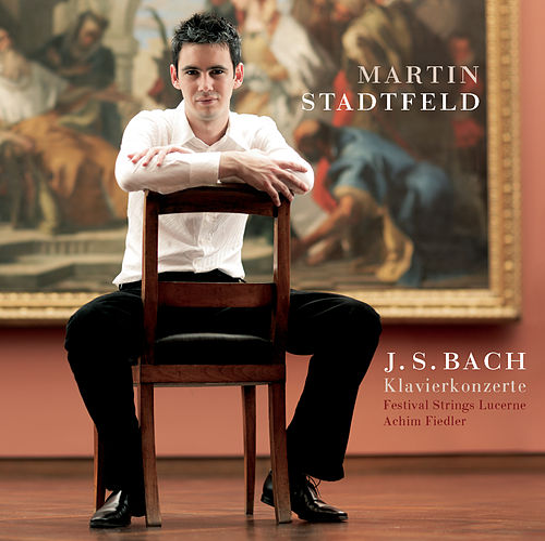 Bach: Klavierkonzerte von Martin Stadtfeld