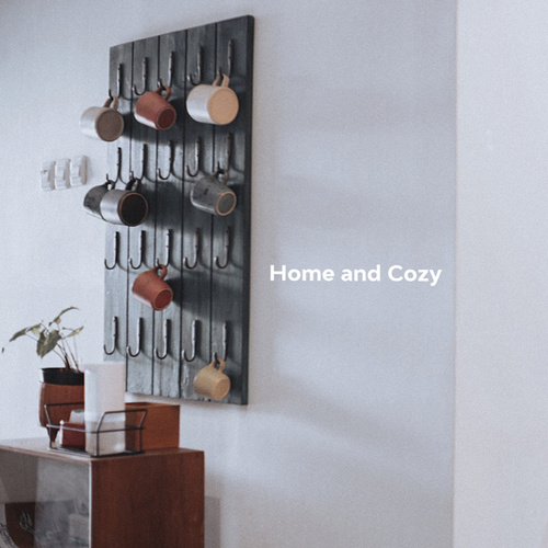 Home and Cozy de Various Artists