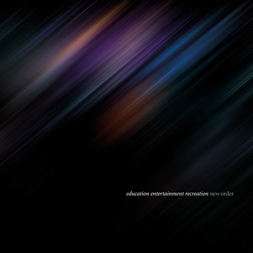 Education, Entertainment, Recreation (Live) fra New Order