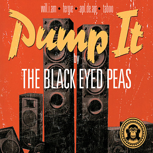 Pump It von Black Eyed Peas
