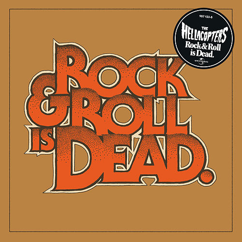 Rock & Roll Is Dead de The Hellacopters