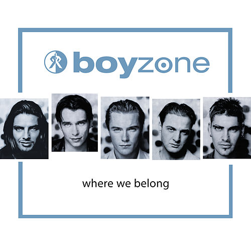 Where We Belong de Boyzone