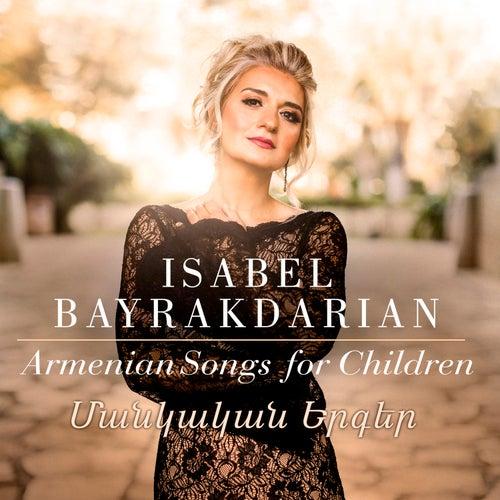 Isabel Bayrakdarian – Armenian Songs for Children de Isabel Bayrakdarian