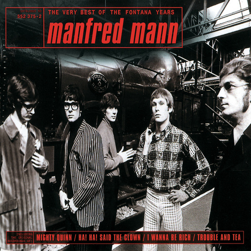 The Very Best Of The Fontana Years de Manfred Mann