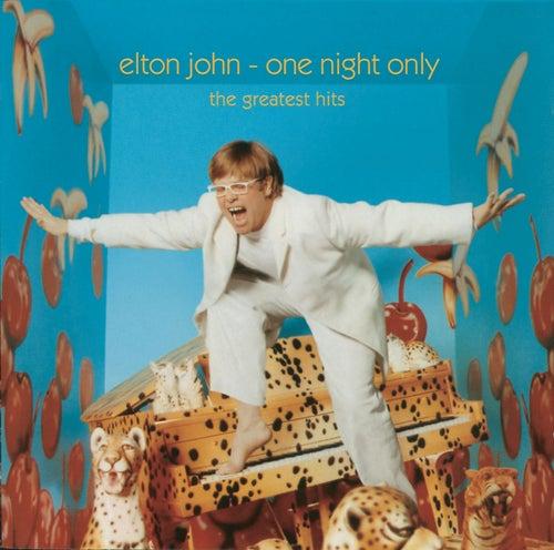 One Night Only von Elton John