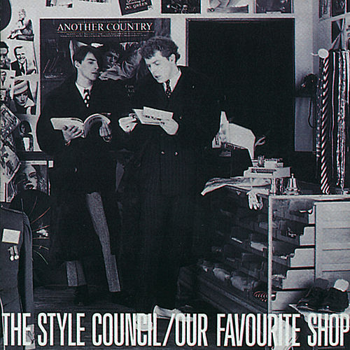 Our Favourite Shop de The Style Council