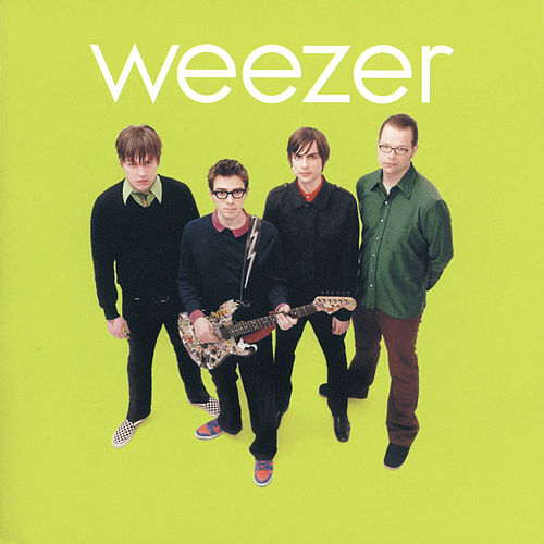 The Green Album by Weezer