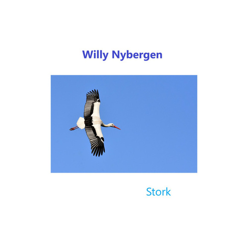 Stork by Willy Nybergen