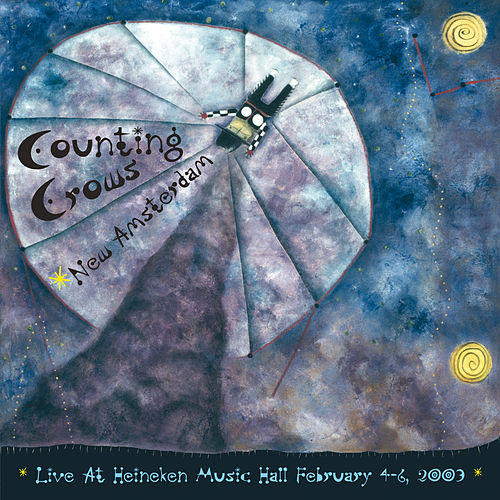 New Amsterdam Live At Heineken Music Hall February 6, 2003 de Counting Crows