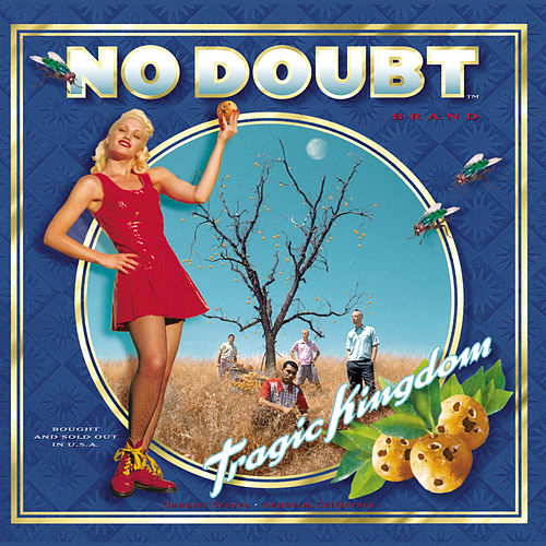 Tragic Kingdom van No Doubt
