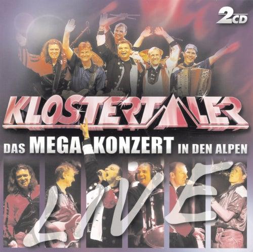 Live - Das Mega-Konzert in den Alpen von Klostertaler