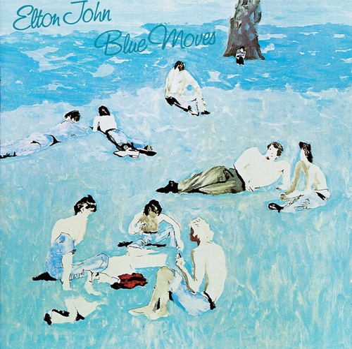 Blue Moves de Elton John