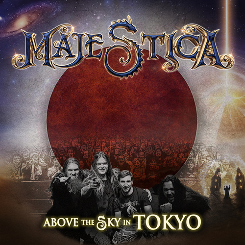 Above the Sky in Tokyo (Live) by Majestica