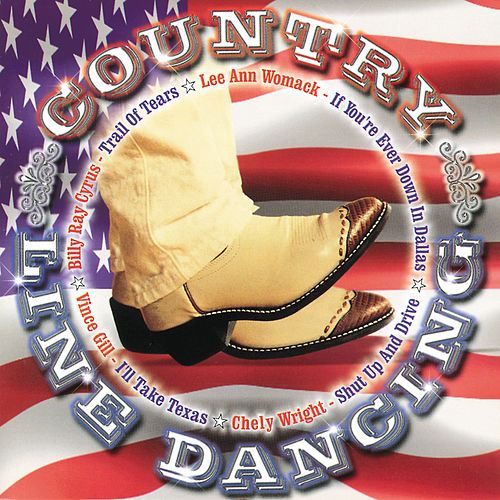 Country Linedancing by Various Artists