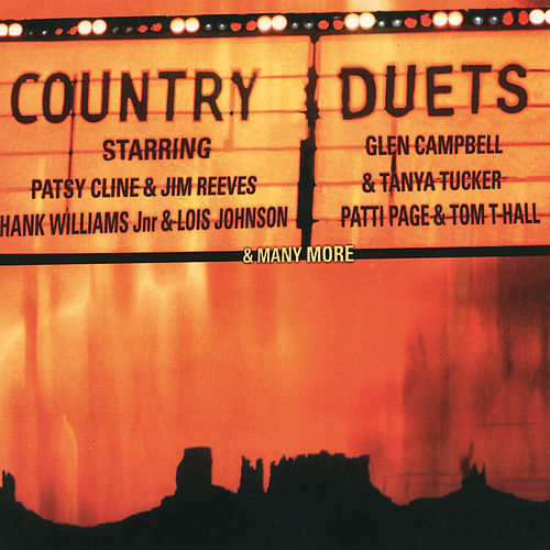 Country Duets de Various Artists