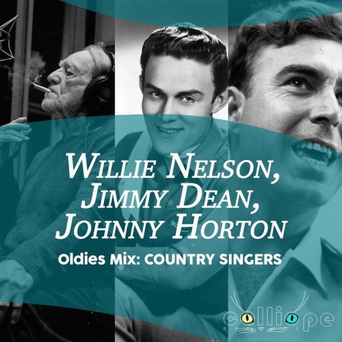 Oldies Mix: Country Singers von Willie Nelson