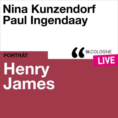 Henry James - lit.COLOGNE live von Henry James