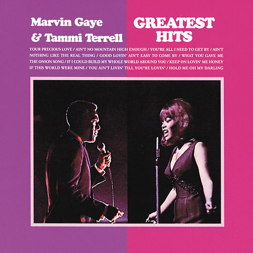 Greatest Hits de Marvin Gaye