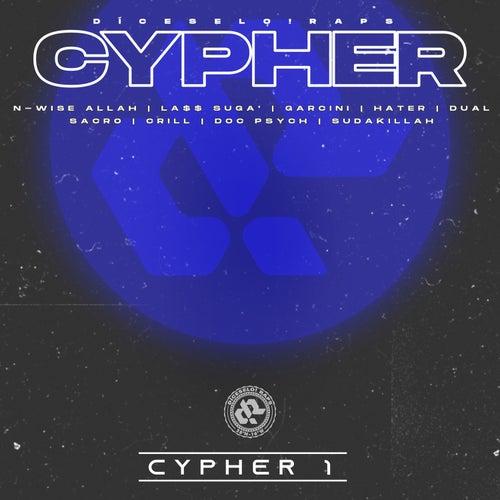 Cypher 1 by Díceselo!RAPS