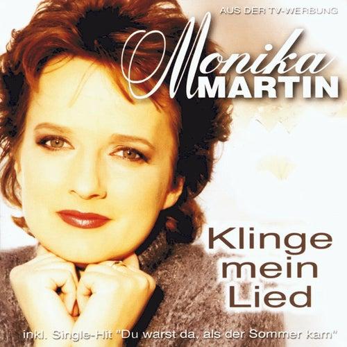 Klinge mein Lied von Monika Martin