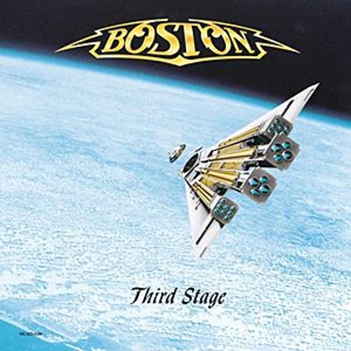 Third Stage de Boston