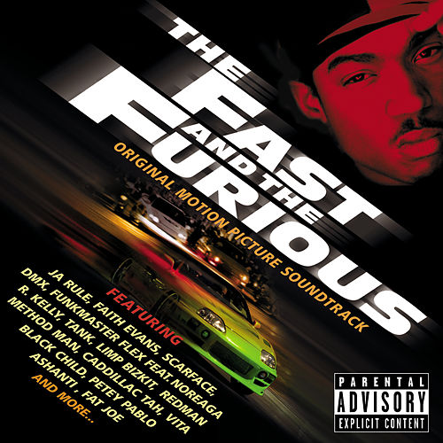 The Fast and The Furious by Various Artists