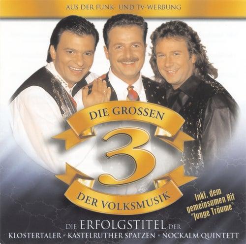 Die großen 3 der Volksmusik von Klostertaler